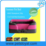 600d Waterproof Cool Luxury Pet Supply Dog Bed Manufacturer