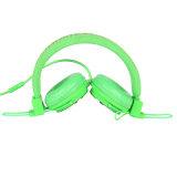 耳によってワイヤーで縛られるステレオエムピー・スリーヘッドセットのヘッドホーン上の製造業者の卸し売り最もよい高品質