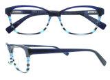 El último marco hecho a mano de Eyewear de la manera de los vidrios de la receta de Eyewear del acetato