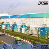 Bewegliche industrielle Großhandelsklimaanlage für das Abkühlen/Heizung