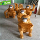 LED Christmas Decoration 3D Monkey Motif