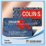 Smart card da biblioteca de RFID NFC com microplaqueta do Hf