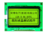 12864e-02 grafische LCD Vertoning