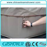 Bañera caliente inflable del masaje de la burbuja de 4 personas (pH050013-N)