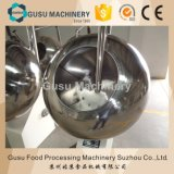 Beschichtung der Schokoladen-ISO9001/Poliermaschine für Muttern (PGJ30)