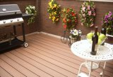 Decking riciclabile di 100% WPC dalla Cina