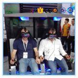 simulador colgante del cine del vuelo de Vr de la silla del parque de atracciones del cine 9d para la venta