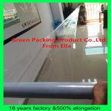 Película del plástico LLDPE Strech del grado de la máquina