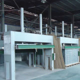 Porte en acier de garantie de Jiangsu Jinxin avec de haute qualité (niveau de garantie C)