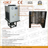 Ausschnitt-flüssiger Kühler in industriellem