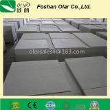 Hoja reforzada fibra de la tarjeta de la pared del aislante del fuego del silicato del calcio