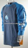 Camisa barata de la pesca del corte del olor de la resistencia de la tela funcional larga ULTRAVIOLETA de la manga