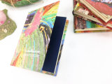 Creative Color Inside Pages (XLJ64176-X05)를 가진 기름 Panting Series Round Back Notebook
