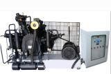 Botella de presión media que sopla el pistón alternativo Compresor de aire