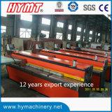 Qh11d-3.2X3200 type mécanique machines de tonte de massicot de plaque en acier