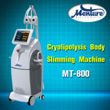 Cryolipolysisの医療機器を細くする脂肪質のフリーズボディ