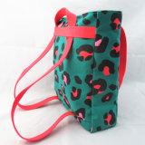 Mädchen-Leopard-Druck-Feiertags-Käufer-Tasche