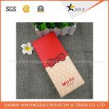 La fábrica directa crea el rectángulo de empaquetado del calcetín para requisitos particulares