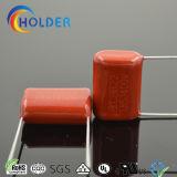 Metalizado Ploypropylene Film Capacitor (CBB22) com Fator de dissipação de Baixo, alta resistência de isolamento
