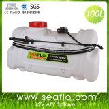 Pulverizador elétrico para o pulverizador elétrico do crescimento do trator da agricultura da C.C. de ATV Seaflo 100L 12V