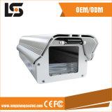 Aluminium Druckguss-Teile, der Hikvision, das Lieferant, der Aluminium ist, die Druckguss-Kamera-Unterbringung, die in China fabrikmäßig hergestellt ist