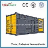 4 치기 엔진 좋은 성과 디젤 엔진 생성 발전을%s 가진 Cummins 400kw/500kVA 콘테이너 유형 힘 전기 발전기