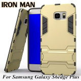 Cubierta del teléfono móvil para el borde de Samsung S6 más