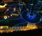 3W/M SMD 5050 helles wasserdichtes LED Streifen-Licht des Seil-