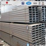 Gutes Preis-Fluss-Stahl-U-Profilstäbeprofil