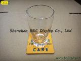 MDF, de Middelgrote Houtvezelplaat van de Dichtheid, MDF/Fb, Cork Onderlegger voor glazen (b&c-G067)