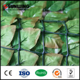 Home 정원을%s 신식 Decorative UV Plastic Hedge Fence