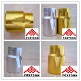 Soem-goldene Anodisation CNC Aluminiummaschinelle Bearbeitung