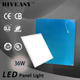 el panel ligero de 36W LED con el programa piloto Non-Flickering 100lm/W LED