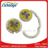 昇進のFoldable金属の財布袋のハンガー