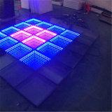 다채로운 반짝반짝 빛나는 별빛 LED 댄스 플로워