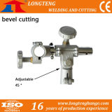 45 도 Manual Bevel Adjustable Cutting Torch Holder 또는 Support/Bracket