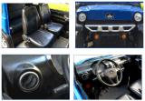 (UMDREHUNG-LADUNG 1500) 48V Gleichstrom elektrischer Van, Minibuggy mit Sitz 2