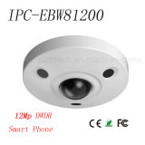 12m超HD Vandal-Proof IRネットワークFisheyeのカメラ(IPC-EBW81200)