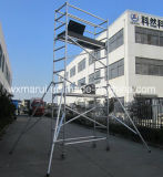 SGS de Ce Gebruikte Steiger van het Aluminium voor Decoratie