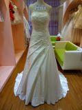 De aangepaste Elegante Rok Uw4028 van het Huwelijk van de Vrouwen van de Kleding van het Huwelijk van de Trein Slanke
