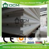 El panel de emparedado del EPS y el panel aislado estructural para la casa prefabricada