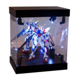 L'étalage acrylique fonctionnel pour des jouets, jouent l'étalage acrylique