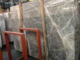 Laje de mármore cinzenta do Estrela-Rio para bancadas e materiais de construção
