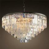 Phine dekorative Form-hängende Lampen-Innenbeleuchtung mit Kristall