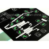 Tastiera dell'interruttore di membrana di 16 tasti