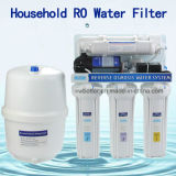 Cinco Etapas de Hogares RO Rust Olor Remoción de filtro Esterilización Peculiares