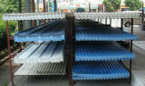 Плитки крыши листа толя PVC строительного материала PVC пластмассы напольного сарая сопротивления погоды материальные
