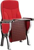 Silla del auditorio de la silla del teatro con la pierna de la aleación de aluminio