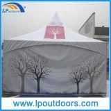 tente en aluminium extérieure de tension de chapiteau de mariage de dessus de ressort de bâti de 6X6m à vendre