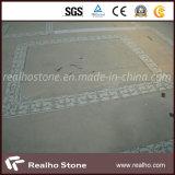 Мозаика граници Marfil темной сливк смешивания Emperador мраморный для украшения